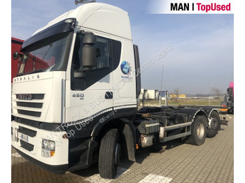 Iveco Iveco Stralis AS 260S45T/P - cab chassis truck