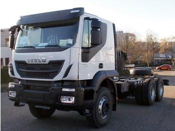 Iveco MAGIRUS Trakker AD260T45 6x4 Standheizung/Autom./Klima - cab chassis truck