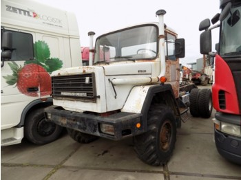 Cab chassis truck Iveco-Magirus 192-16