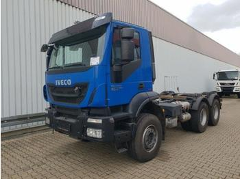 Iveco Magirus Trakker AT260T41 6x4 Trakker AT260T41 6x4, Intarder - cab chassis truck