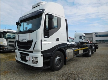 Iveco STRALIS AS 480 - cab chassis truck