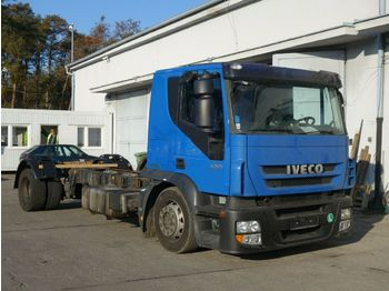 Cab chassis truck Iveco Stralis 190S42 Chassis, Manual Gearbox