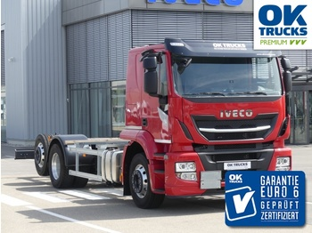 Cab chassis truck Iveco Stralis AT260S40Y/P