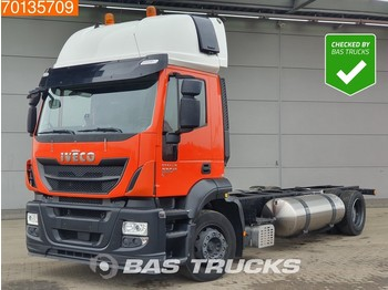 Iveco Stralis AT400S33 Hi-Street 4X2 LNG Manual 2x tanks ACC Euro 6 - cab chassis truck