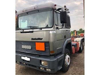 Iveco TURBOSTAR 260.48 6x2 chassis - SPRING - cab chassis truck