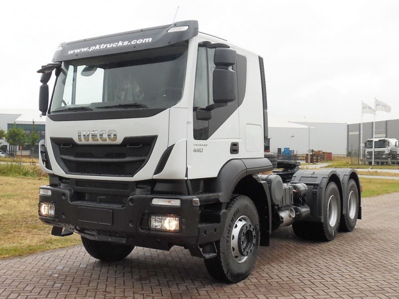 4a1bbdd194 New Iveco Trakker AT720T44TH ( 5 units ) cab chassis truck for sale ...
