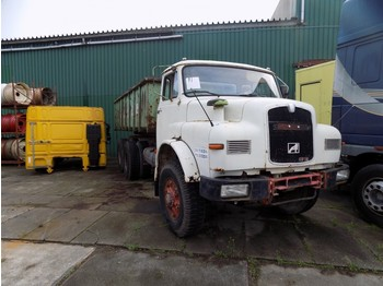 Cab chassis truck MAN 26.240 6x6