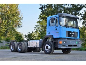 MAN 26.322 - cab chassis truck