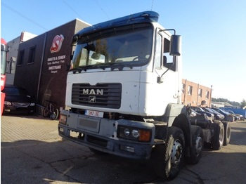 Cab chassis truck MAN 35.414