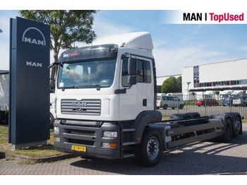 Cab chassis truck MAN TGA 26.320 6X2-2 BL chassis