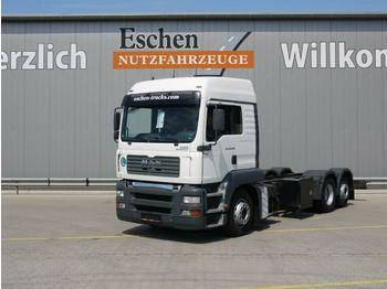 Cab chassis truck MAN TGA 26.390 6x2-2 LL