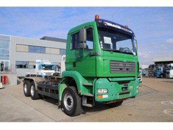 Cab chassis truck MAN TGA 33.360 BB: picture 1
