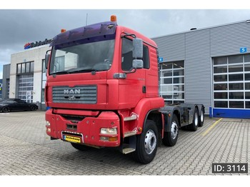 MAN TGA 35.360 M, Euro 3, // Full Steel // Manual Gearbox // Sleep Cabin - cab chassis truck