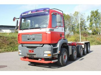 Cab chassis truck MAN TGA 41.430 10x4 Chassis-Kabine