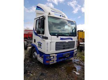 MAN TGL7.180 - cab chassis truck