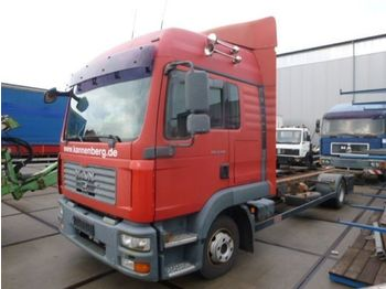 MAN TGL8.210 - cab chassis truck
