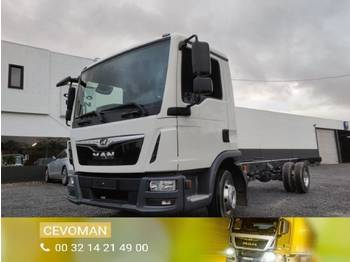 MAN TGL 8.180 Euro 6 - cab chassis truck