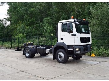 MAN TGM 13.240 BL 4x4 CHASSIS CABIN - cab chassis truck
