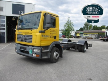 Cab chassis truck MAN TGM 15.240 4X2 BL: picture 1