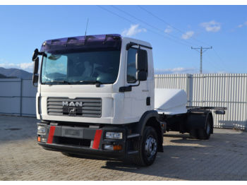 Cab chassis truck MAN TGM 15.240 Chassis 6,60