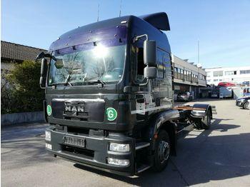 Cab chassis truck MAN TGM 15.250 FLL Klima Radst  5.4 m Kuppl. NEU!