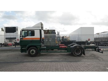 MAN TGM 18.250 ADR CHASSIS - cab chassis truck