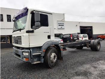 Cab chassis truck MAN TGM 18.280 chassis cabine Euro4