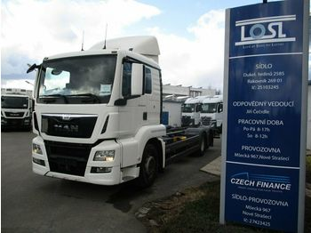 Cab chassis truck MAN TGS26.440 6x2 EURO 6