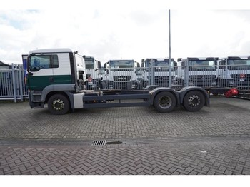 Cab chassis truck MAN TGS 26.320 6X2 CHASSIS