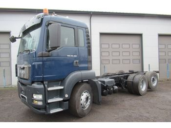 MAN TGS 26 360 - cab chassis truck
