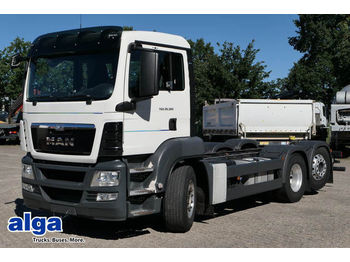 MAN TGS 26.360, Radstand 3,9mtr, ZF-Intarder, Klima!  - cab chassis truck