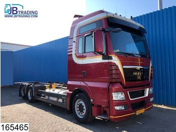 Cab chassis truck MAN TGS 26 440 6x2, EURO 5, Airco: picture 1