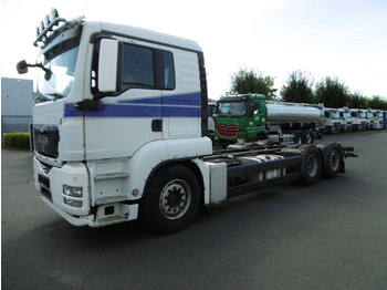 MAN TGS 26.440 (6x2)  Fahrgestell ohne Aufbau (Nr. 4558) - cab chassis truck
