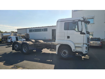 MAN TGS 26.480 6x2  (Nr. 4733) - cab chassis truck