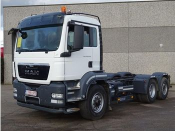Cab chassis truck MAN TGS 28.400 6X4 HYDRODRIVE