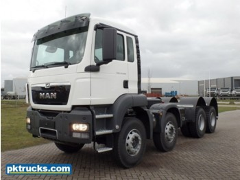 Cab chassis truck MAN TGS 41.400 BB-WW (3 Units)