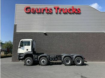 Cab chassis truck MAN TGS 41 440 8X8 TIPPER CHASSIS UNUSED: picture 1