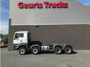 Cab chassis truck MAN TGS 41 480 8X6 TIPPER CHASSIS