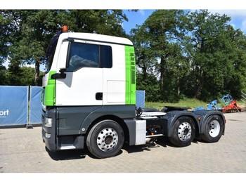 MAN TGX 26.440 - φορτηγό σασί
