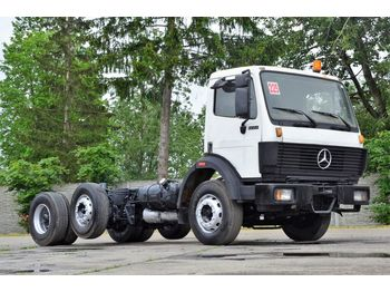 MERCEDES-BENZ 1722 1991 - chassis - cab chassis truck
