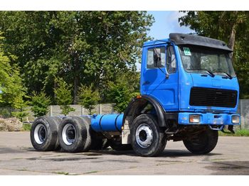 MERCEDES-BENZ 2222 6x4 1988 chassis - cab chassis truck