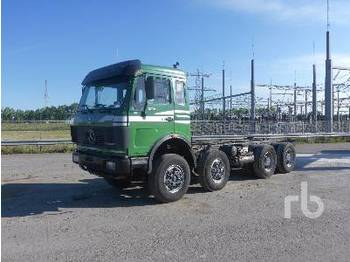 MERCEDES-BENZ 3335K 8x4 - cab chassis truck