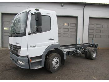 Cab chassis truck MERCEDES-BENZ ATEGO 1218