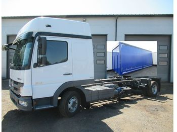 Cab chassis truck MERCEDES-BENZ ATEGO 818