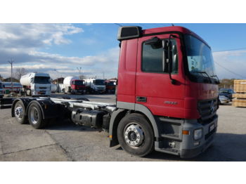 Cab chassis truck MERCEDES-BENZ Actros 2532 ADR: picture 1