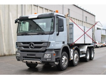 MERCEDES-BENZ Actros 3244 8x4 Euro5 Retarder Fahrgestell - cab chassis truck