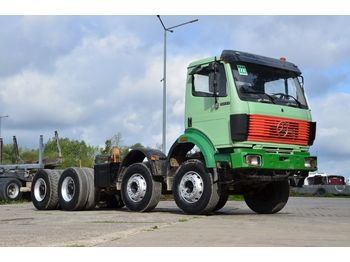 MERCEDES-BENZ SK3234 1992 8x4 - chassis - cab chassis truck