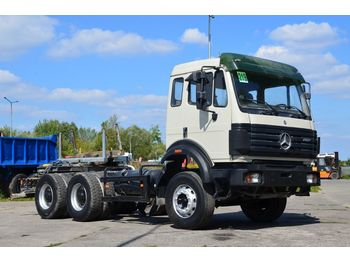 MERCEDES-BENZ SK 2527 - cab chassis truck