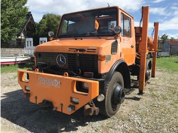 MERCEDES BENZ Umimog U1650 - cab chassis truck