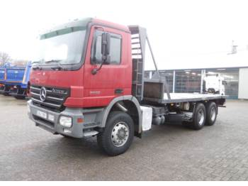 Cab chassis truck Mercedes Actros 3332 6x4 chassis/platform